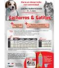 LECHE MATERNIZADA CACHORROS & GATITOS, BOTE 300 GR