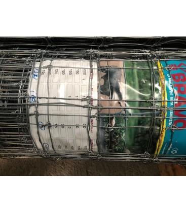 """MALLA """"NUDO DE CORBATA"""" O NUDO TITAN 135 X 10 X 15 (ROLLO 100 METROS)"""